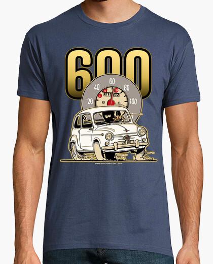 Camiseta SEAT 600 BLANCO
