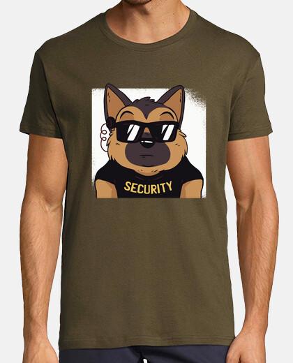 Camiseta Seguridad del pastor alemán