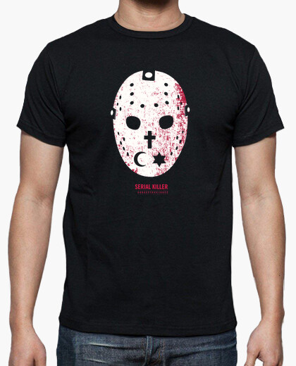 Camiseta Serial Killer