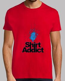 Camiseta Shirt Addict