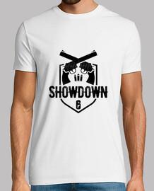 Camiseta Showdown 1