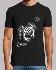 camiseta signo zodíaco cáncer estrella hombre
