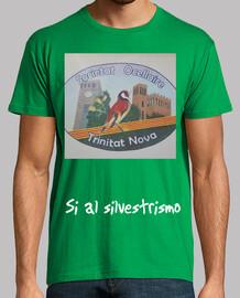 Camiseta silvestrismo trinitat nova