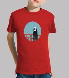 Camiseta Sin Cara niñ@