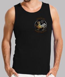 Camiseta sin mangas chico - karate do