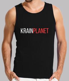 Camiseta sin mangas Krain Planet