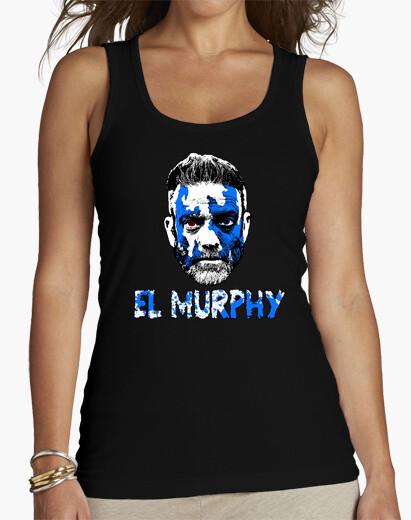 Camiseta sin mangas mujer El Murphy