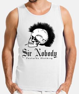 Camiseta sin mangas Punky Skull