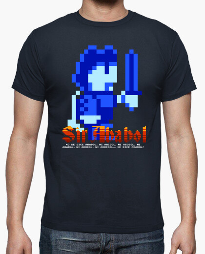 Camiseta Sir Ababol