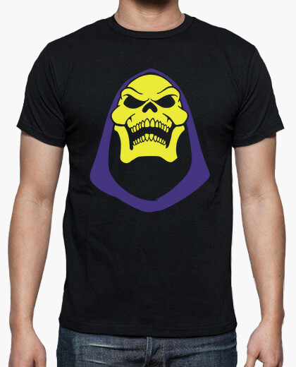 Camiseta Skeletor - He-Man and the Masters...