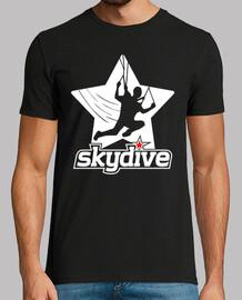 Camiseta Skydive Landing mod.1