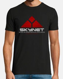 Camiseta skynet