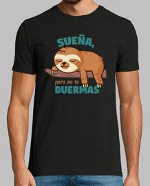 Camiseta Sloth Sleeping