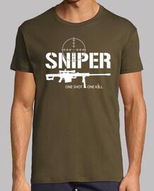 Camiseta Sniper mod.1