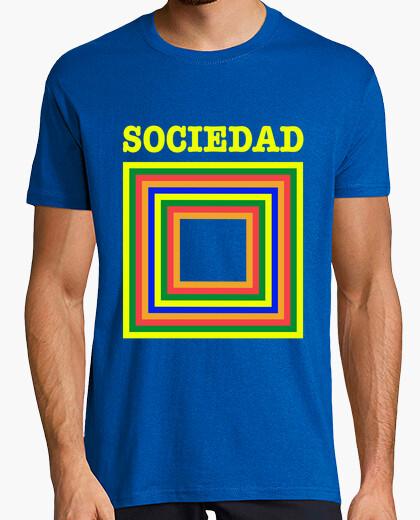 Camiseta SOCIEDAD EGB