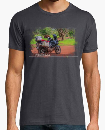 Camiseta Solidaria Senegal 2018