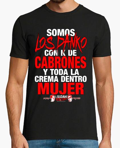 Camiseta Somos Los Danko