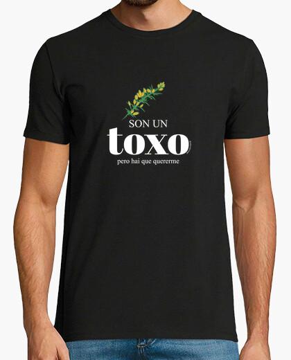 Camiseta Son un toxo, pero hai que...