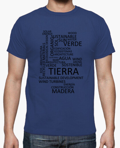 Camiseta sostenible