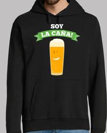 Camiseta Soy La Caña!