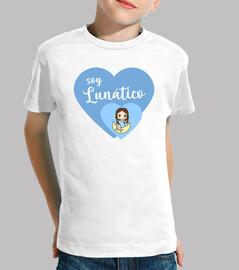 ¡Camiseta Soy Lunático!