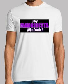 CAMISETA SOY MADRIDISTA