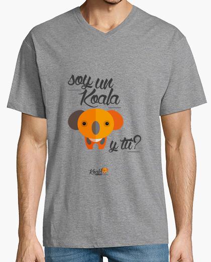 Camiseta Soy un Koala, Hombre