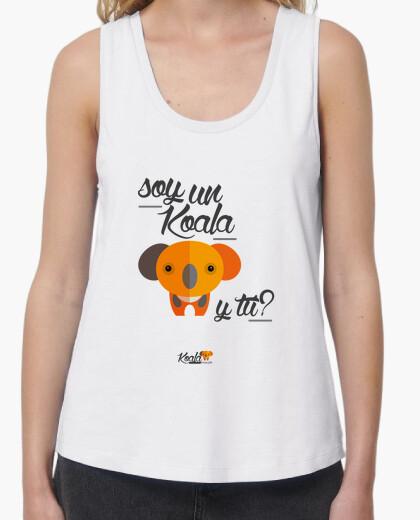 Camiseta Soy un Koala, Mujer