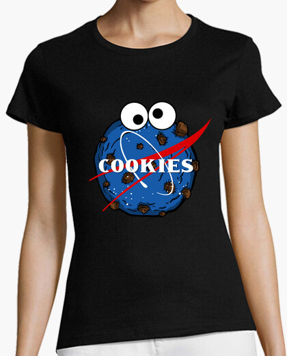 Camiseta Space Cookies