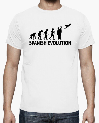 Camiseta Spanish Evolution C. Clara