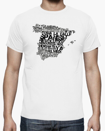 Camiseta Spanish Revolution