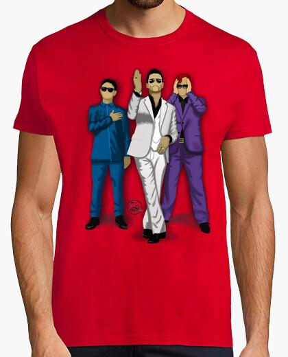 Camiseta SPIRIT DEPECHE tres