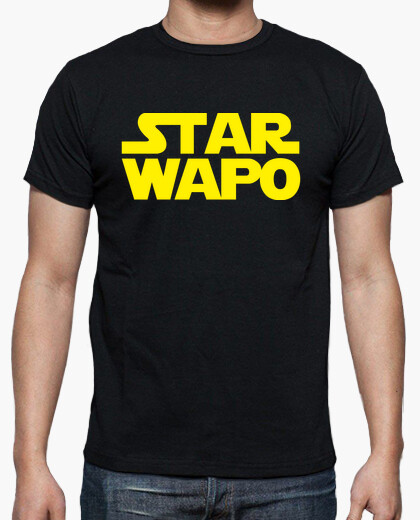 Camiseta Star Wapo