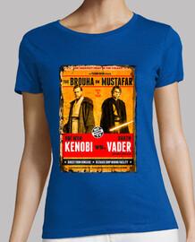 Camiseta Star Wars gran combate