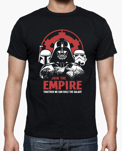Camiseta Star Wars: Join the Empire