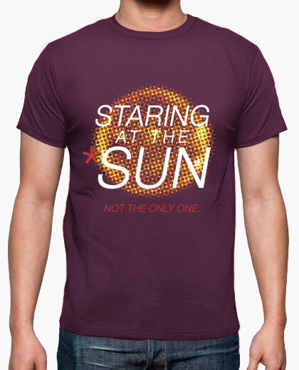 Camiseta Staring At The Sun