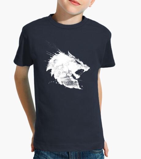 Ropa infantil Camiseta Stark niñ@