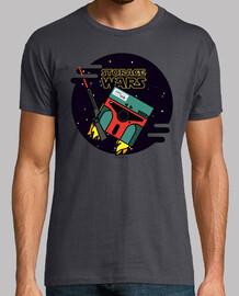Camiseta Storage Wars - Boba Fett