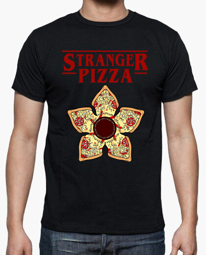 Camiseta Stranger Pizza