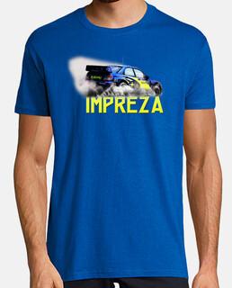 Camiseta Subaru Impreza