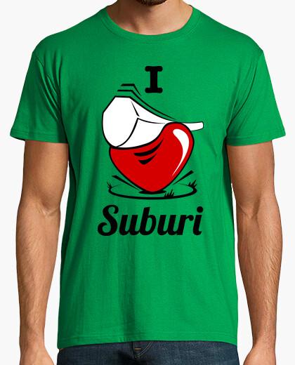 Camiseta Suburi chico