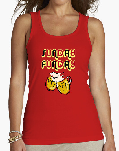 Camiseta Sunday Funday