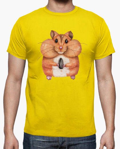 Camiseta Sunflower Hamster