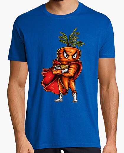 Camiseta Super Carrot