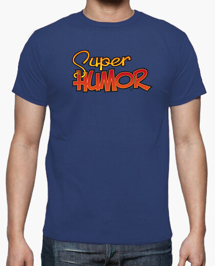 Camiseta Super Humor