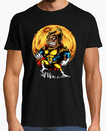 Camiseta Super Monkey