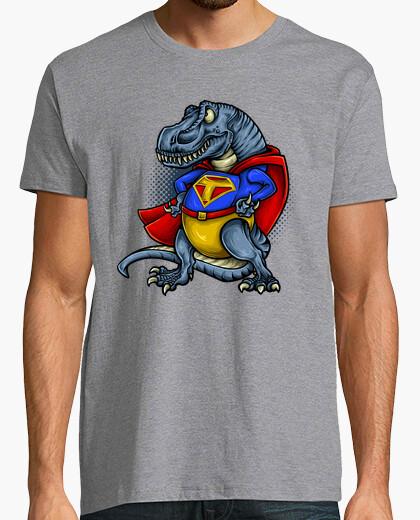 Camiseta Super T-Rex - ARTMISETAS ART CAMISETAS