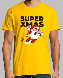 Camiseta super xmas