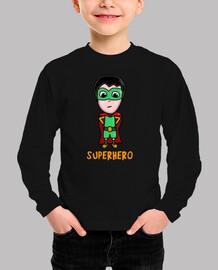 Camiseta Superhéroe (niño)