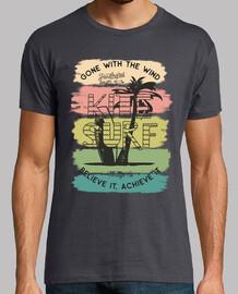 Camiseta Surfera Retro Vintage